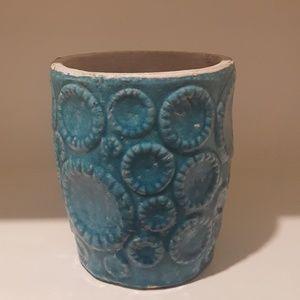 Apropos Turquoise Vase